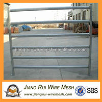 horse fence (welded iron tube)