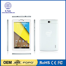 7 inch android ultra-thin android tablet phone pc with buil-in 3g function and leather case cover