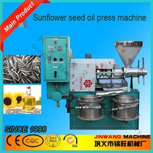 Virgin Screw cold sunflower seed oil processing line/oil processing line for Ireland