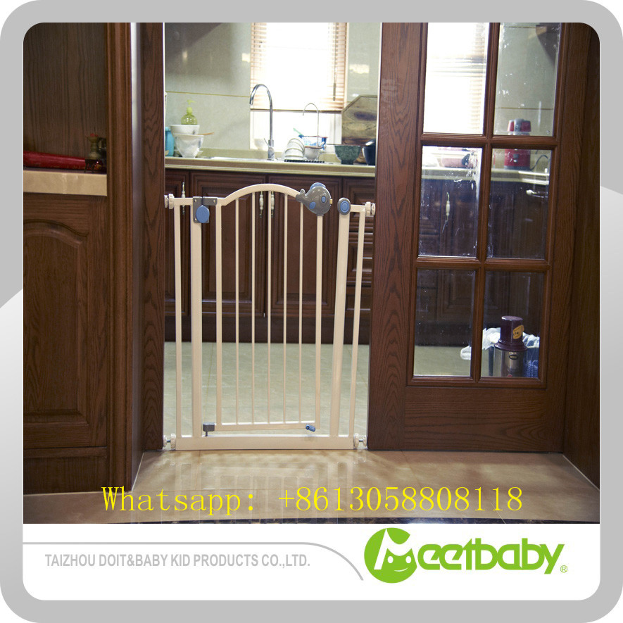 Hot Wholesale Child Safety Gate Baby Stair Fence