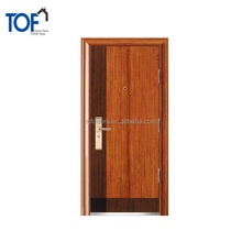Exterior Metal French Doors Water Proof Security Door China Steel Door Low Prices