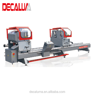 Double Head Precision Cutting Saw Double Miter Saw Aluminum
