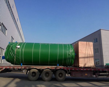 High Quality Cryogenic LCO2 Storage Tank