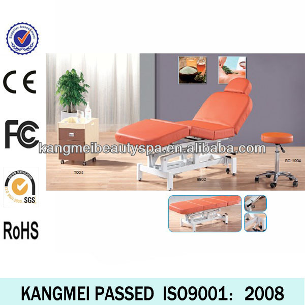 beauty bed/spa equipment/ultrasonic photon facial massager (KM-8802)