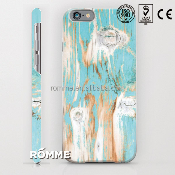 Professional china phone case manufacture customize 3D sublimation printing hard back case for iphone 6