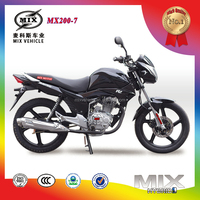 Hot sale new style MX200-7 Brazil off-road motorcycle with best price