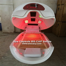 SPA sauna Spa Capsule for Skin Tightening,Whitening,Detox,Weight Loss Feature infrared Body Phototherapy Bed
