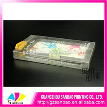 ODM/OEM wholesales plastic Mobile Cell Phone Case packaging box