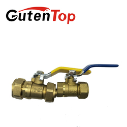 High Quality bronze 1/2 inch Ball Valve supplier PN16