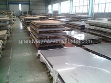 SS 304 cold rolled 2B finish stainless steel sheet price per kg