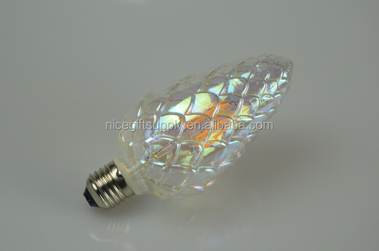 Modern Colorful pendant lights silicon rubber lamp holder tungsten light bulb industry pendant lamps E27 filament bulb