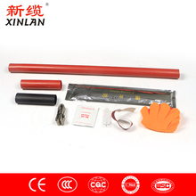 11kv single-core indoor heat shrinkable cable termination heat shrinkable termination joint kits made in China