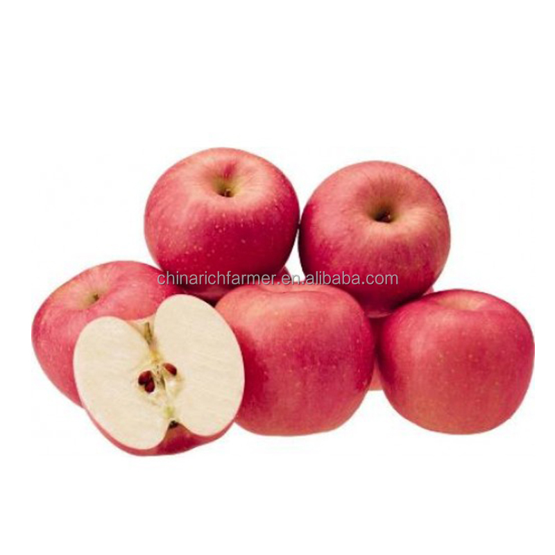 China Sweet Fruit Red Fuji Apple Market Prices For Sale