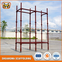 Hot new products indoor building construction kwikstage scaffold