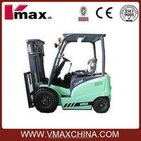 HOT! China 2.5 ton electric forklift truck with best price