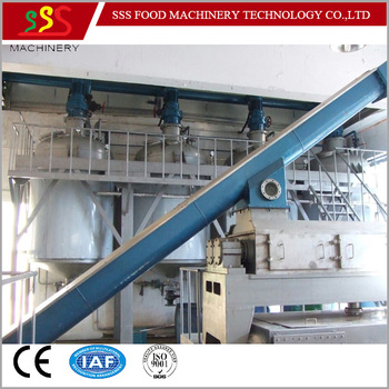 Hot sale Factory new type fish meal plant animal feed food with fish meal