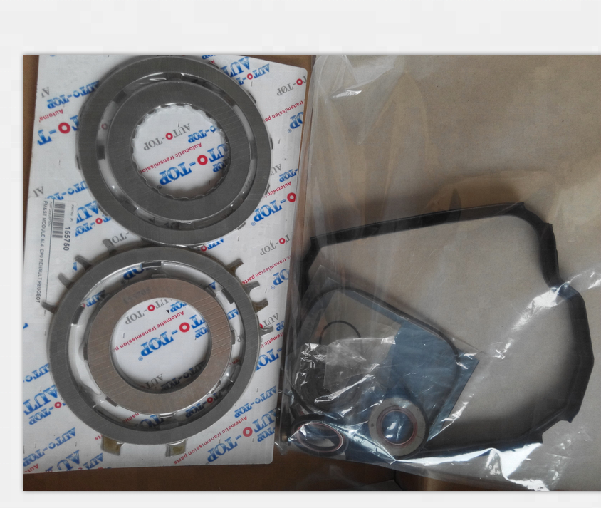 AL4 Transmission Master Rebuild Kit DPO Master repair kit OHK <strong>Friction</strong> plate disc