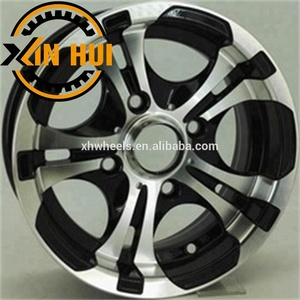 12x5.0 alloy wheel ET 15 rim 4x100-114.3 car part