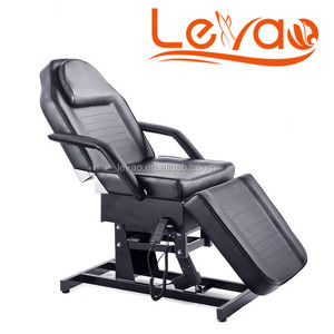 Levao electric cheap used massage bed beauty massage bed electric beauty bed