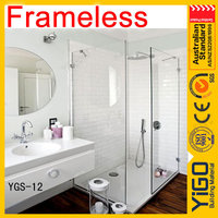 cheap shower trays and enclosures / 3 sided shower cubicle / lakes shower doors