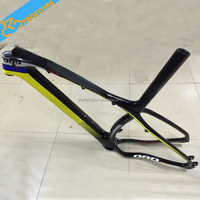 2015 new arrival good looking 989 carbon mountain bike frame.High quantity china 29er 12x142 thru-axle