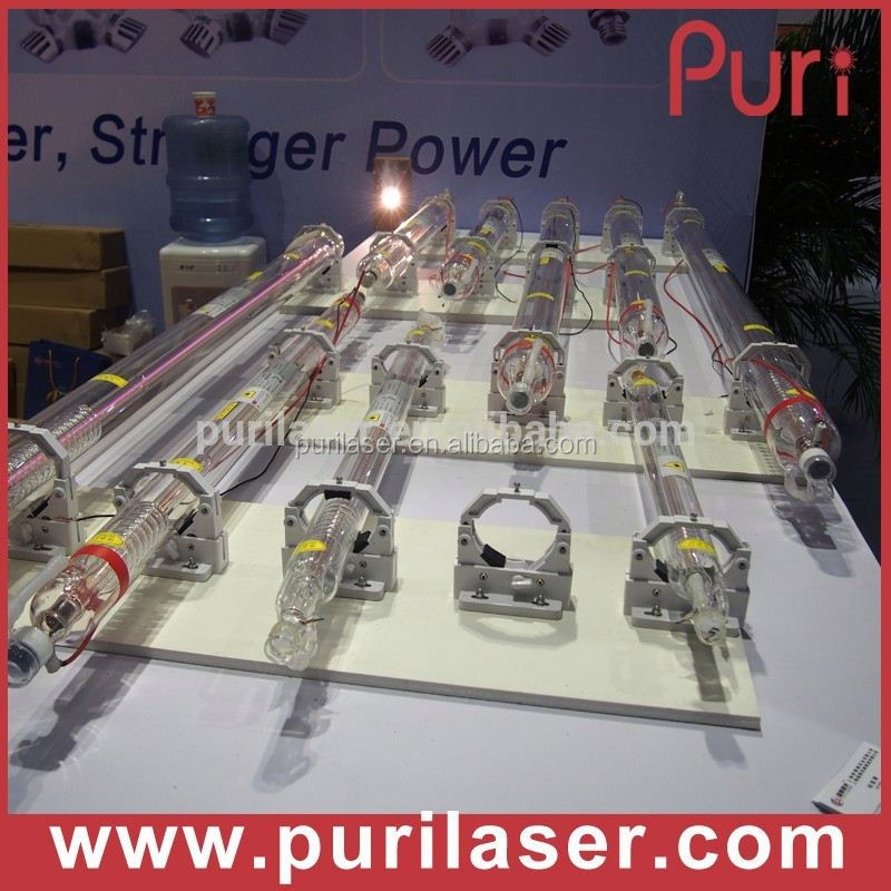Good quality high power fiber laser tube 500W for laser cutting machine
