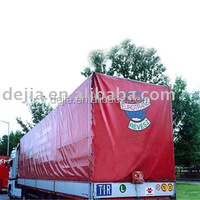 PVC Tarpaulin for truck cover, construction protection,sunshine shade, etc