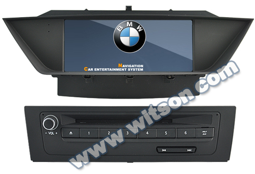 WITSON FOR BMW X1 car audio dvd gps WITH A8 CHIPSET DUAL CORE 1080P V-20 DISC WIFI 3G INTERNET DVR SUPPORT