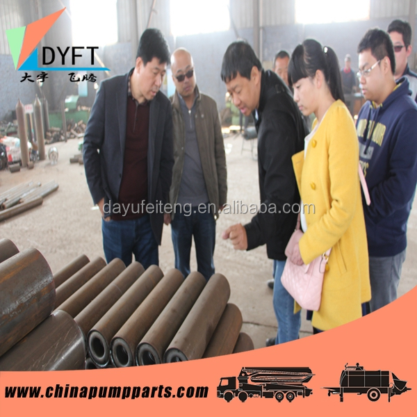 Concrete Conveyor Roller 89mm for sale of concrete pump spare parts