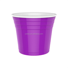 Free Sample Reusable 2oz Colorful Party 50ml Plastic Shot Cup, Plastic Cups Drinking Cups