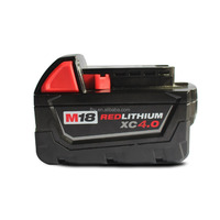 Wholesale OEM 18v Cordless Tool Battery M18 XC 18V 4.0Ah LITHIUM-ION battery for Milwaukee 48-11-1815 48-11-1820 48-11-1840 M18