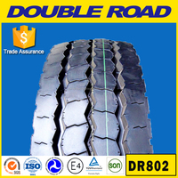 cheap truck tyres prices chinese 12.00R20 12.00R24 tires for truck doubleroad brand