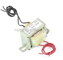 220V 50Hz Input 3VA AC 12V Output Electric Parts EI-35 Power Transformer