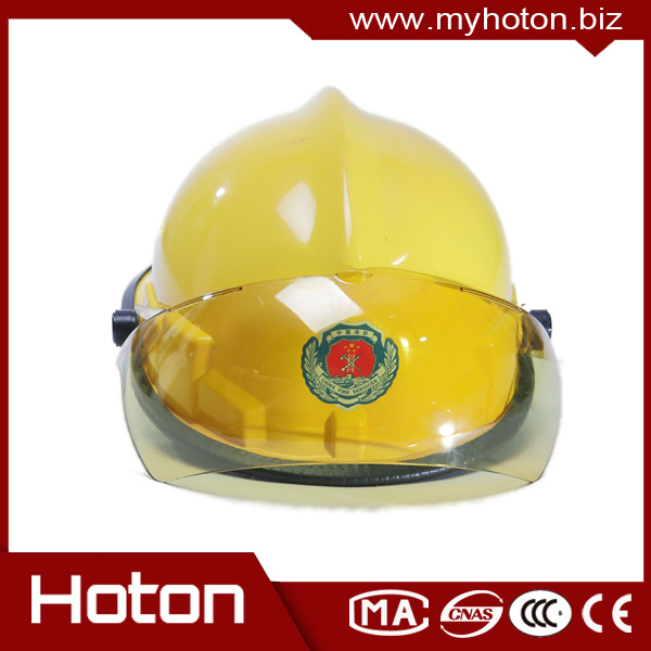 heat resistance safety firemen helmet