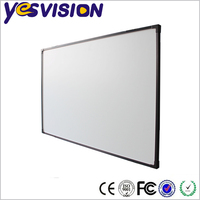 Smart interactive whiteboard with 10 touch