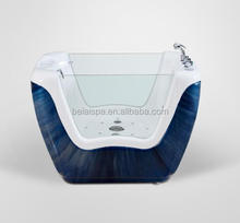hot sale pet bathtub/acylic small dog grooming bath tub