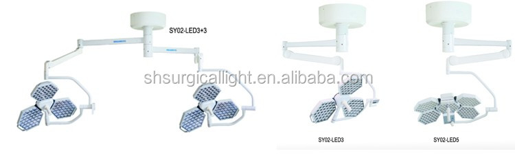 Factory Supply SY02 LED5 Operating Lamp Instrument Surgical
