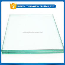 energy saving clear laminated glass strength with PVB