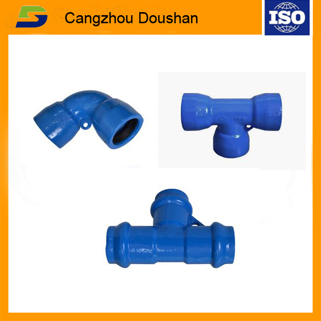 Advanced pipe fitting tools cold chamber die iron casting machine with price