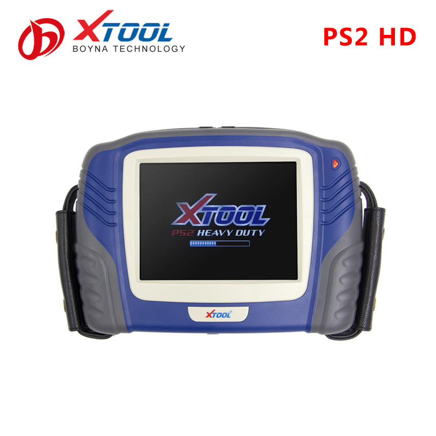 XTOOL PS2 german auto heavy truck diesel engine diagnostic scanner