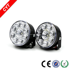 High quality Waterproof 15W 12V 1500LM Motorcycle LED Daytime running light