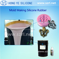 Platinum cured silicone rubber for Manual Molding