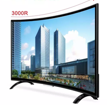 43 49 55 60 inch led tv hd big size smart led screen lcd tv curved TV