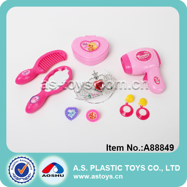 Beauty Set Toy Dress Up Games Toy For Girls