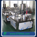 High efficiency automatic cup filling and sealing machine