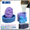 liquid two component silicone for candle mold,wax molds making