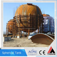 Prompt Delivery All Normal Sizes Spherical Hydrogen Storage Tank