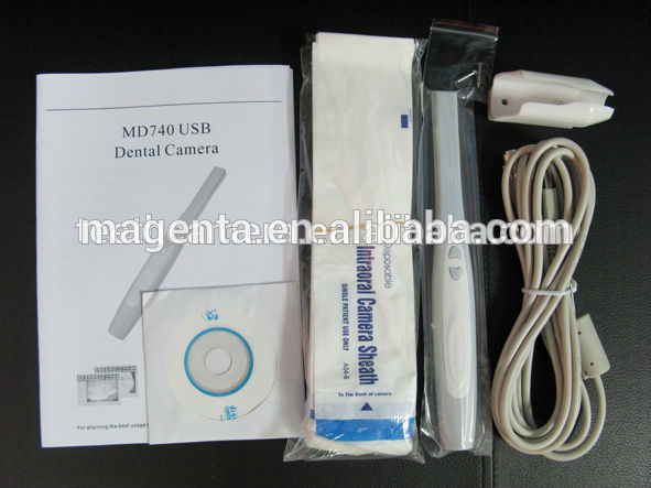Free Driver MD740 USB Dental camera work with Apteryx, Dexis, Dexis 10, Dentrix Image,Eaglesoft,Kodak,Romexis