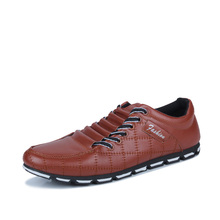New Amazing Design Micro Fiber PU Material Class Man Dress Casual Shoes
