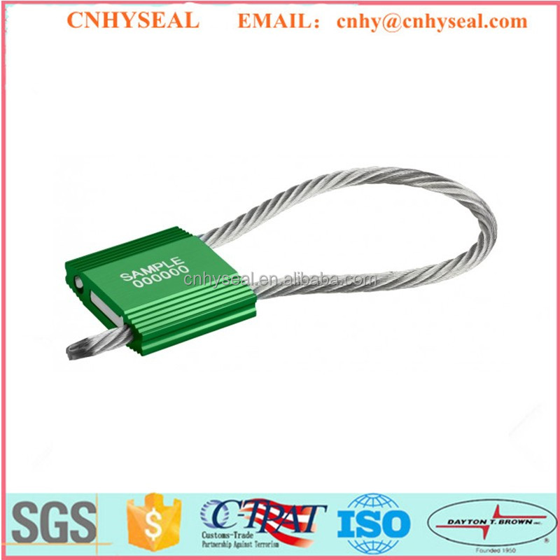 CH206 ISO17712 Made in China High security cable seal